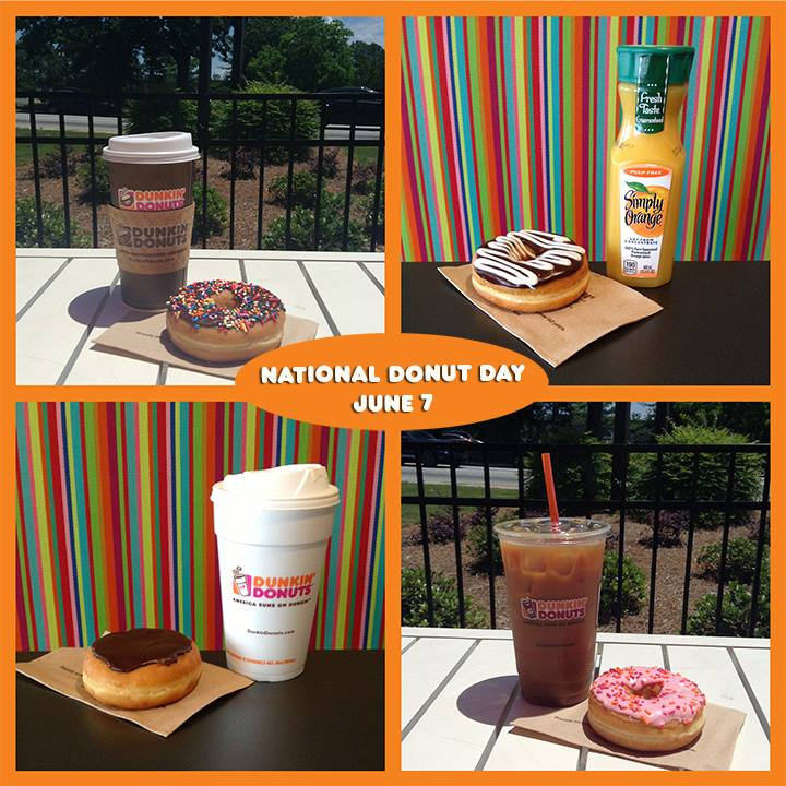 National Donut Day is June 7